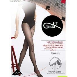 Чулки женские Gatta GIGI 01