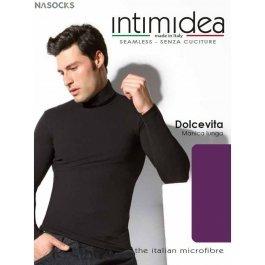 Водолазка мужская Intimidea Uomo T-shirt Dolcevita Manica Lunga