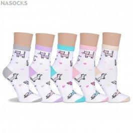 Носки детские для девочки Lorenz Л98