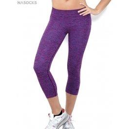 Спортивные бесшовные женские леггинсы-капри Active Fit Donna Leggings 7-8 Space 3