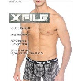 Трусы-боксеры мужские X File Guss Boxer