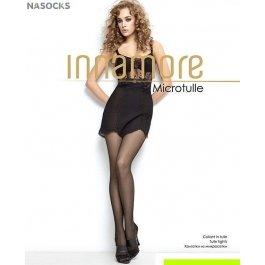 Распродажа колготки женские с эффектом микротюля Innamore Microtulle