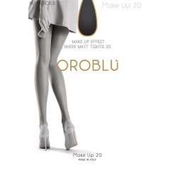 Колготки женские супер-тонкие Oroblu Make Up 20