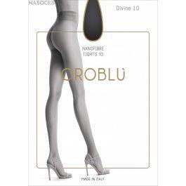 """Колготки с эффектом """"второй кожи Oroblu Divine 10 Nanofibra"""