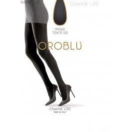 Колготки теплые с микрофиброй Oroblu Chantal 120