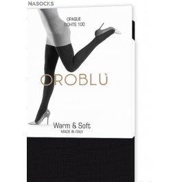 Колготки теплые с термоэффектом Oroblu Warm Soft 100