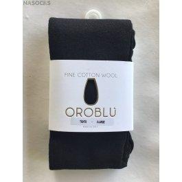 Колготки теплые с хлопком и шерстью Oroblu Myrna Fine Cotton Wool