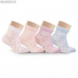 Носки детские для девочек Lorenz Л60