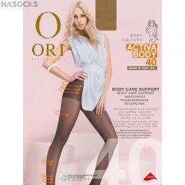 Колготки женские с лёгким поддерживающим эффектом  Ori Attiva Body 40