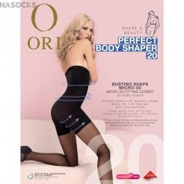 Колготки женские с моделирующим боди Ori Perfect Body Shaper 20