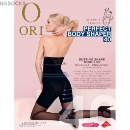 Колготки женские с моделирующим боди Ori Perfect Body Shaper 40