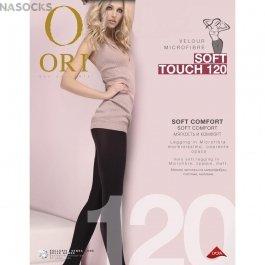 Колготки женские из микрофибры Ori Soft Touch 120