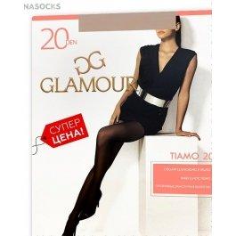 Колготки женские Glamour Tiamo 20