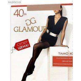Колготки женские Glamour Tiamo 40