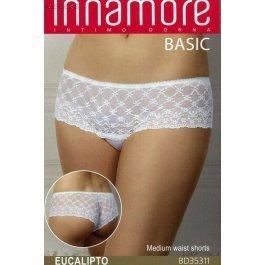 Трусы шорты женские Innamore Intimo Bd Eucalipto 35311 Shorts