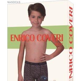 Трусы боксеры для мальчика Enrico Coveri Eb4057 Boy Boxer
