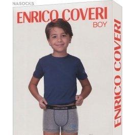 Комплект для мальчика Enrico Coveri Ec4049 Boy Coord. Boxer - T-shirt