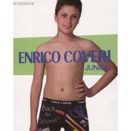Трусы боксеры для мальчика Enrico Coveri Eb4062 Junior Boxer