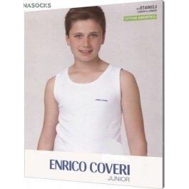 Майка для мальчика  Enrico Coveri Et4002 Junior Canotta