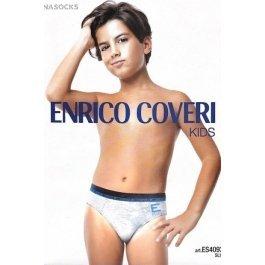 Трусы слипы для мальчика Enrico Coveri Es4093 Junior Slip