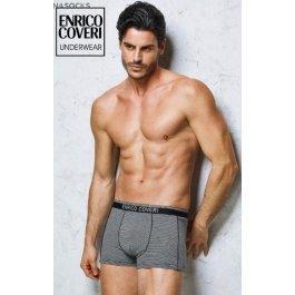 Трусы мужские Enrico Coveri Eb1651 Uomo Boxer