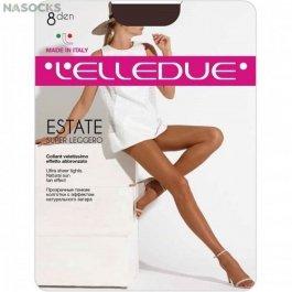 Колготки женские ультратонкие Elledue Estate 8
