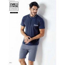Комплект мужской  Enrico Coveri Ep9074 Homewear
