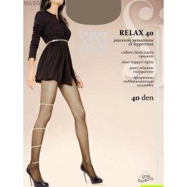 Распродажа колготки женские компрессионные Sisi Relax 40 den