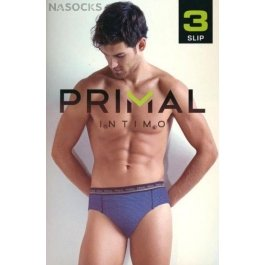 Трусы мужские Primal S212 Uomo Slip, 3 Pezzi