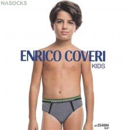 Трусы слип подростковые Enrico Coveri Es4094 Junior Slip