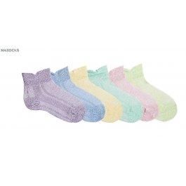 Носки детские однотонные ажурные AKOS C40 A58