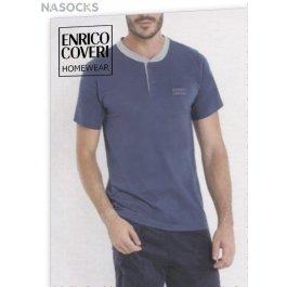 Комплект мужской Enrico Coveri Ep9121 Homewear