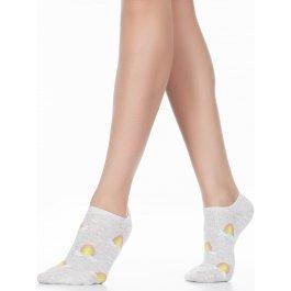 Носки короткие женские с рисунком радуга Wola W81.01P.857