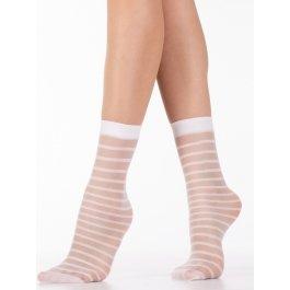 Носки с полосатым узором Minimi FOLLETTO