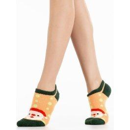 Носки махровые-пенка укороченные Дед Мороз Hobby Line HOBBY 2016