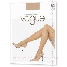 Колготки прозрачные 17 ден Vogue Art. 97002 Sideria