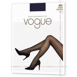 Колготки полупрозрачные 40 ден Vogue Art. 97003 Opaque Brilliante