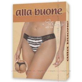 Трусики стринги кружевные Alla Buone 1038 String