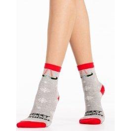 Носки детские новогодние Giulia WS3 SOFT NEW YEAR 20-06