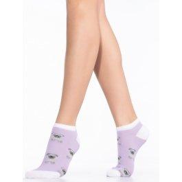 """Хлопковые носочки с рисунком """"собачки"""" Giulia WS1C 031"""