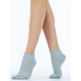 Бесшовные хлопковые носочки Giulia WS2 NUDE 001