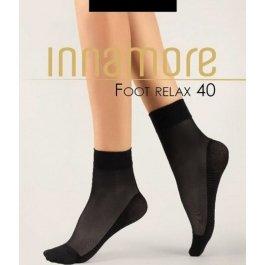 Носочки с массажным следом 40ден Innamore Foot Relax 40 Calzino, 2 Pairs