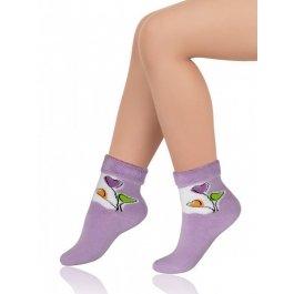 Носки Charmante SAM-1423 махровые, для девочек