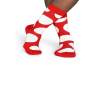 Носки Happy Socks JD01-405 серия Jumbo Dot в большие горохи