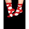 Носки Happy Socks JD01-405 серия Jumbo Dot в большие горохи - 2