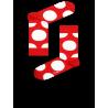 Носки Happy Socks JD01-405 серия Jumbo Dot в большие горохи - 3