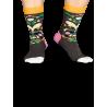 Носки Happy Socks CU01-805 серия Kurbits c ярким рисунком