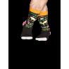 Носки Happy Socks CU01-805 серия Kurbits c ярким рисунком - 2