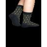 Носки Happy Socks OP01-901 серия Optic с ярким рисунком - 2