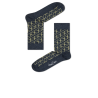 Носки Happy Socks OP01-901 серия Optic с ярким рисунком - 3